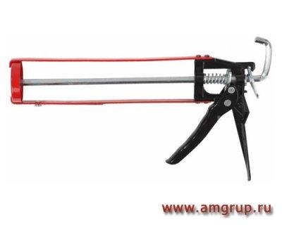 pistolet-zubr-ekspert-dlya-germetikov-skeletnyj